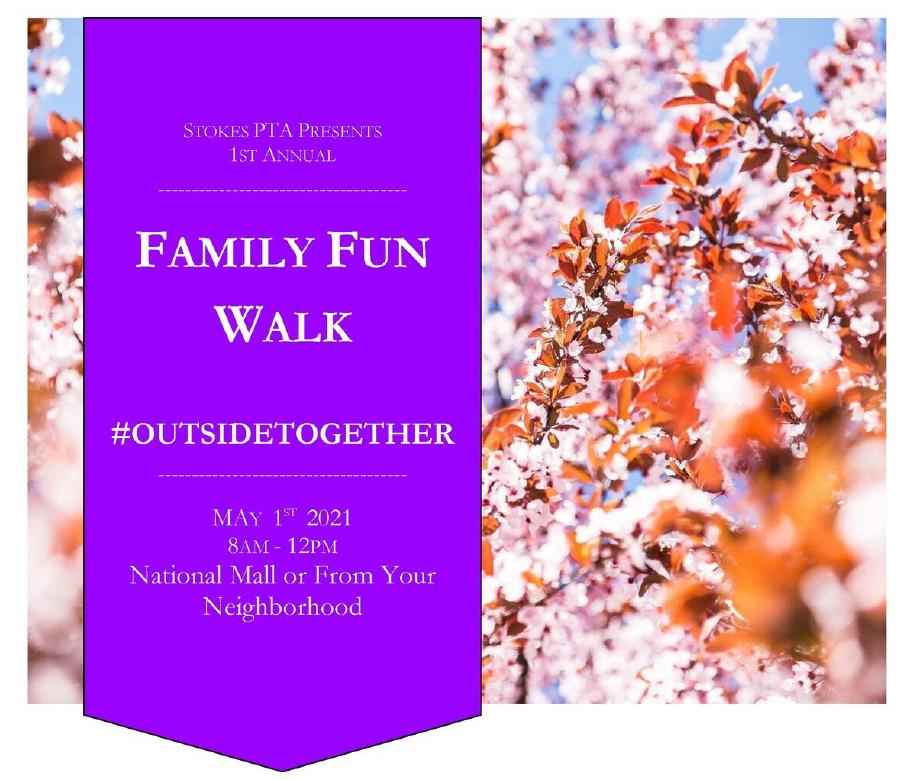 1st Annual Family FunWalk